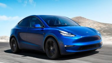 Tesla Begins Deliveries for China-Made Model Y Electric Cars: Report